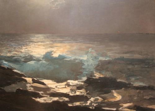 Moonlight, Winslow Homer by mahler765.