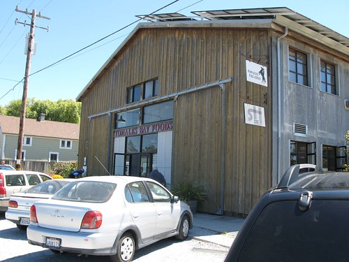 Our Destination - Tomales Bay Foods in Point Reyes