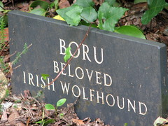 pet memorial headstones