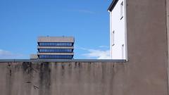 Blick aus meinem Brofenster (Anjadora) Tags: office hannover bro umzug