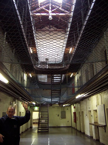Division interior Fremantle Prison