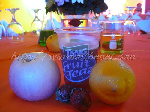 Tang Fruit Teaz
