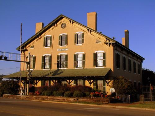 Huntsville Depot