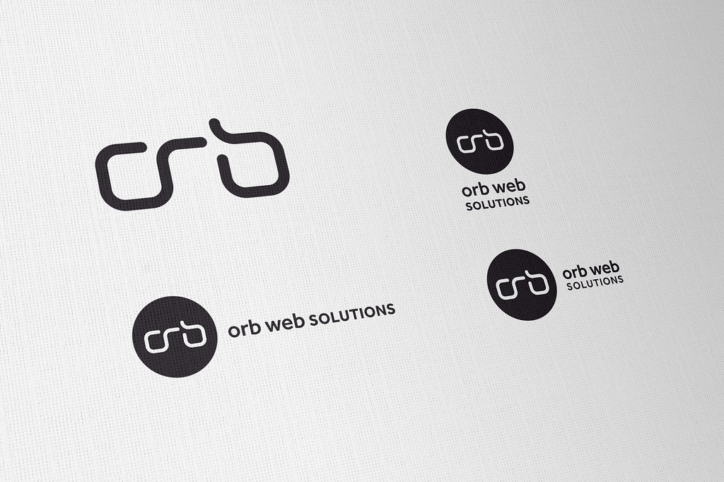 Orb Web Solutions Logo Design