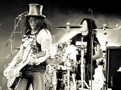 Slash - Hellfest 2010