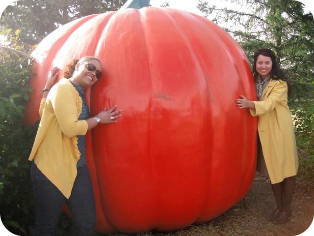 Pumpkin Hugs