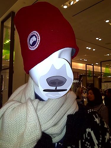 Limited Edition Canada Goose Toque for Polar Bear International