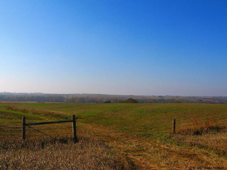 Field Near Seward, Nebraska