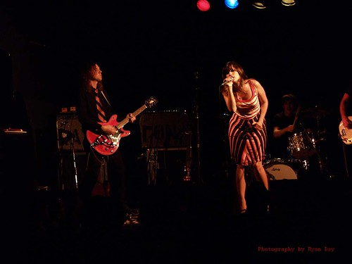 Nicole Atkins, opening for The Long Blondes