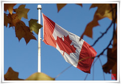 O Canada (Yang^3) Tags: canada flag sony f828