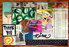 Mail Art for Kira~