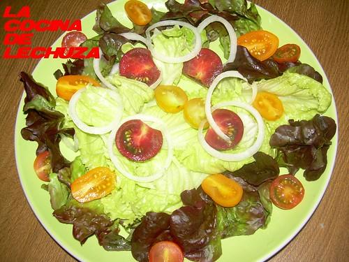 Ensalada tomatitos