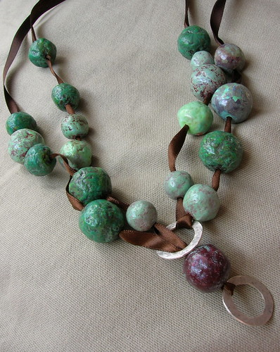 new bead necklace