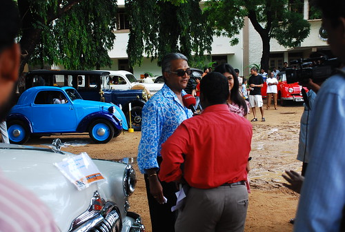 Vintage Car Rally - July 2007, Chennai