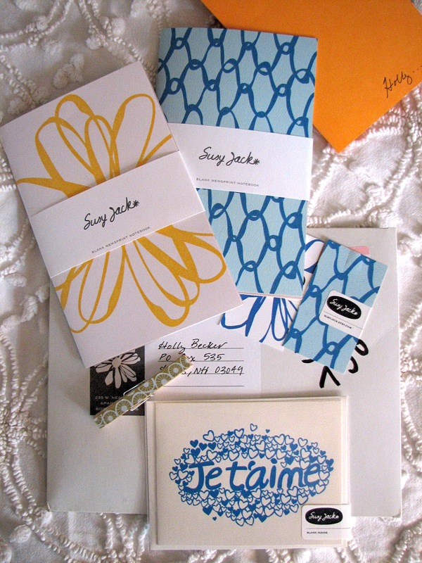 Susy Jack Stationery