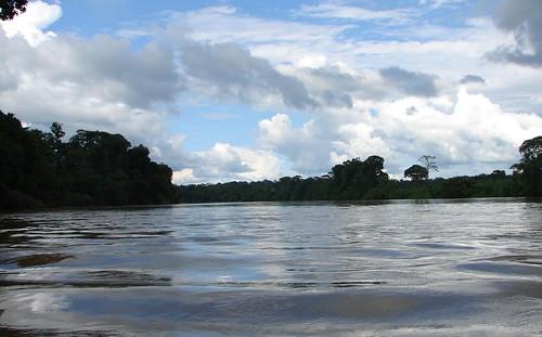 reserva natural biosfera, lacan tun, chiapas, méxico, ANP
