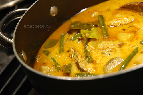 Fish Belly Curry