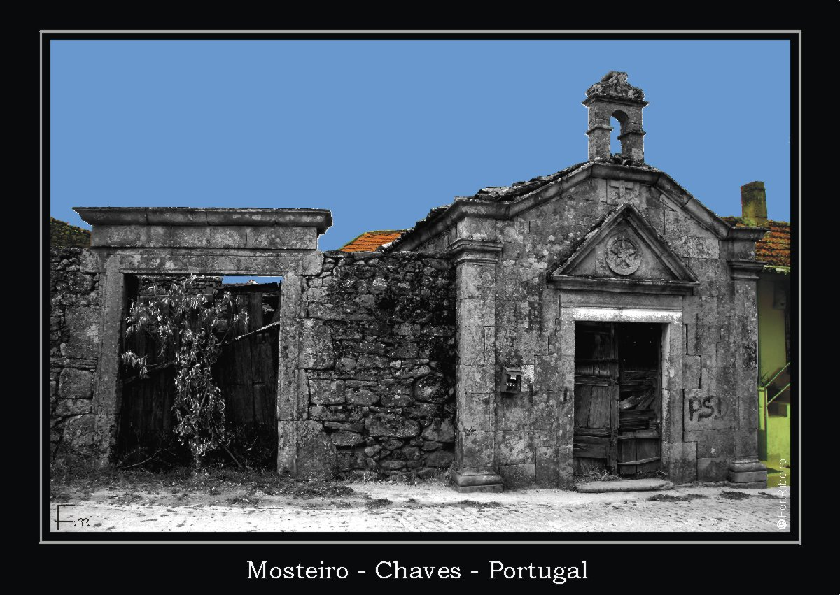 Mosteiro - Chaves