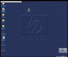 Il desktop del TG1