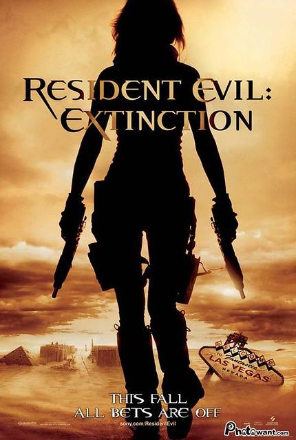 Resident Evil: Extinction by mychia
