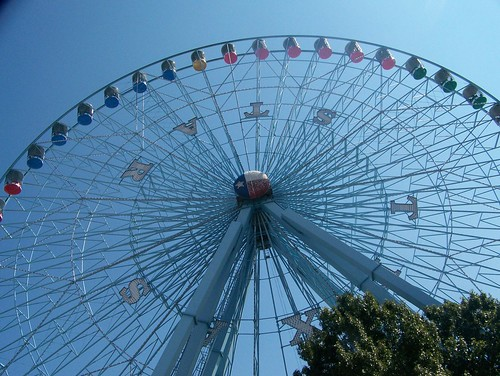 The Texas Star - Texas State Fair - Dallas, TX - 9/29/07