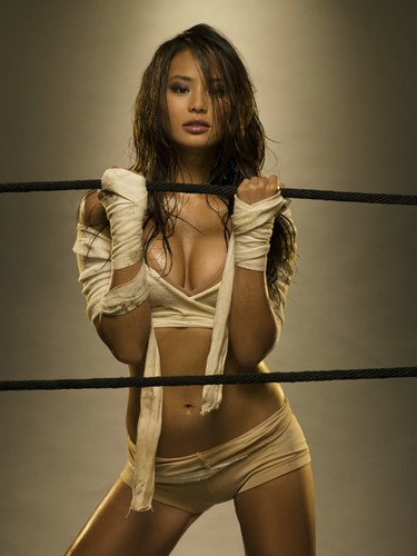 Jamie chung playboy pictures #2
