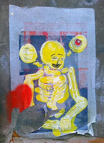 Kunst an der Wand, Sebnitzer Straße