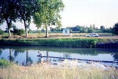930624  Portiragnes (rona.h) Tags: france june 1993 cacique canaldumidi portiragnes ronah
