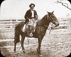 A Gaucho or Cowboy