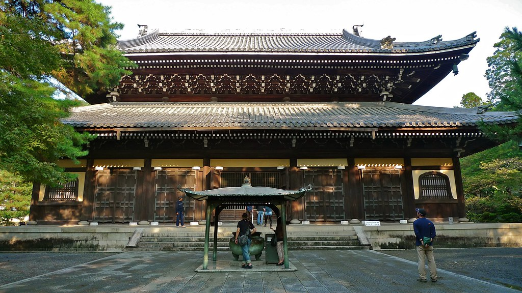 Nanzen-ji Zen Buddhist Temple