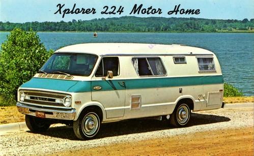 1976 Dodge Explorer Motorhome Autos Weblog