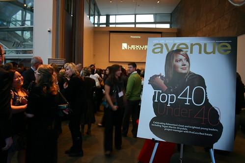 2010 Edmonton Top 40 Under 40