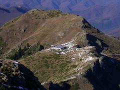 eho (pite) Tags: mountain snow rocks peak hut bulgaria eho balkan staraplanina