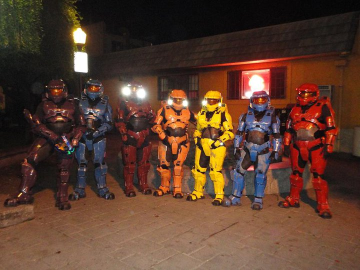 HALO Armor Downtown