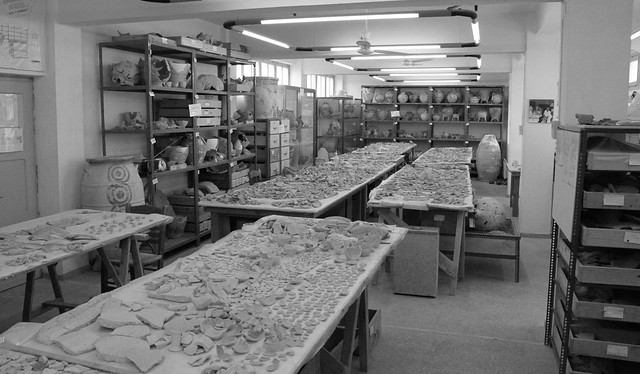Pottery Conservation Laboratory
