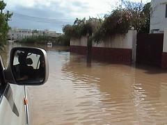 Al Ghubra, my aunt's house. (Noora.S) Tags: cyclone hurricane guno gono oman mascat muscat ghubra boshar bosher bousher ghobrah persian gulf