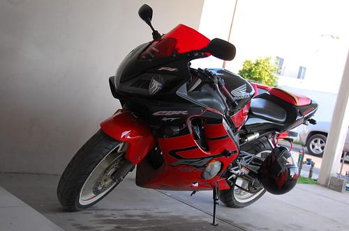 My Honda CBR