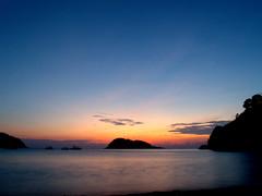 Sunrise at Pulau Redang