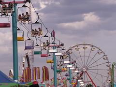 New Jersey State Fair (Sister72) Tags: fun amusement nj meadowlands ferriswheel rides coolest cablecars eastrutherford newjerseystatefair mywinners impressedbeauty ysplix