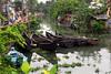 Longboats on Kochi Island