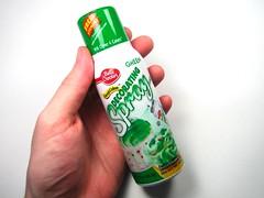 Spray-on mold!