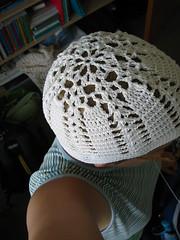Crochet Hat WIP