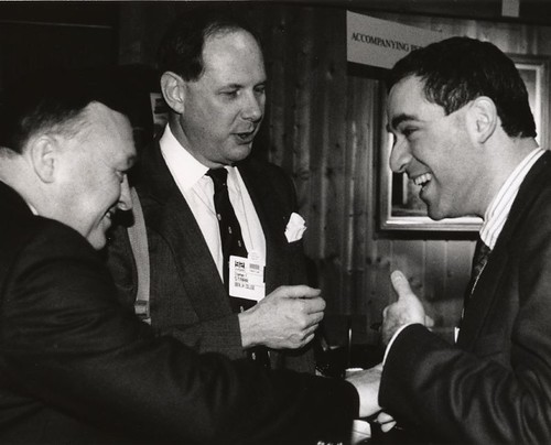 Kasparov in 1992