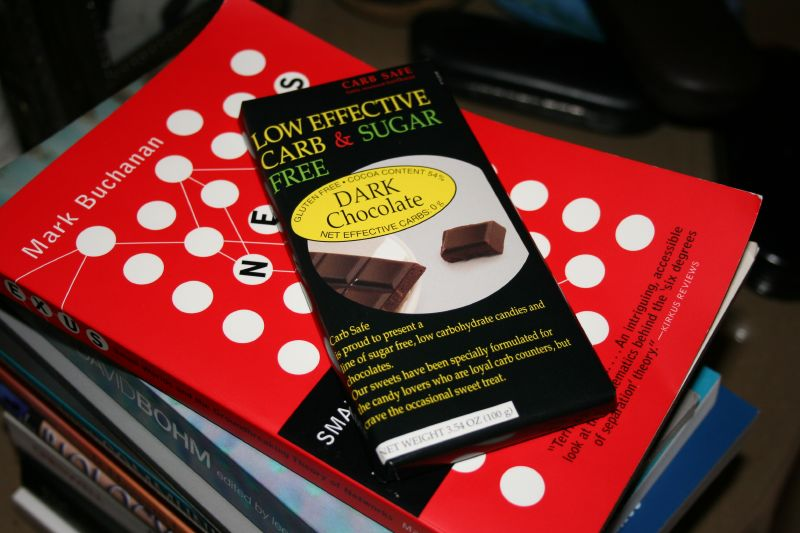 chocolate & books