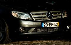 cars portugal mercedesbenz viseu cclass worldcars w204cclass