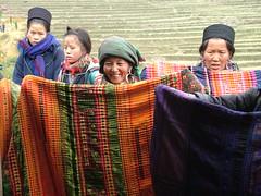 Vietnam Sapa. 129 (pjwar) Tags: sapa hilltribes blackhmong northvietnam pjwar