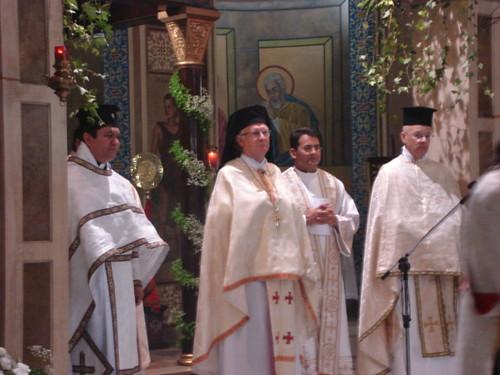 Clergy por Philippe Gebara.