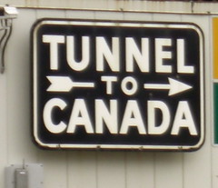 Tunnel to Canada