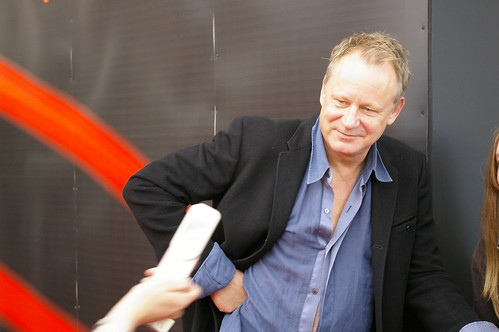 STELLAN SKARSGARD,WAZ RED CARPET, CINEWORLD 20/08/2007