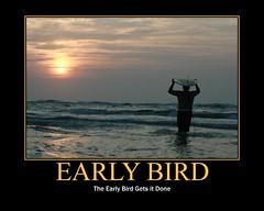 Early Bird (yater) Tags: fdsflickrtoys motivator
